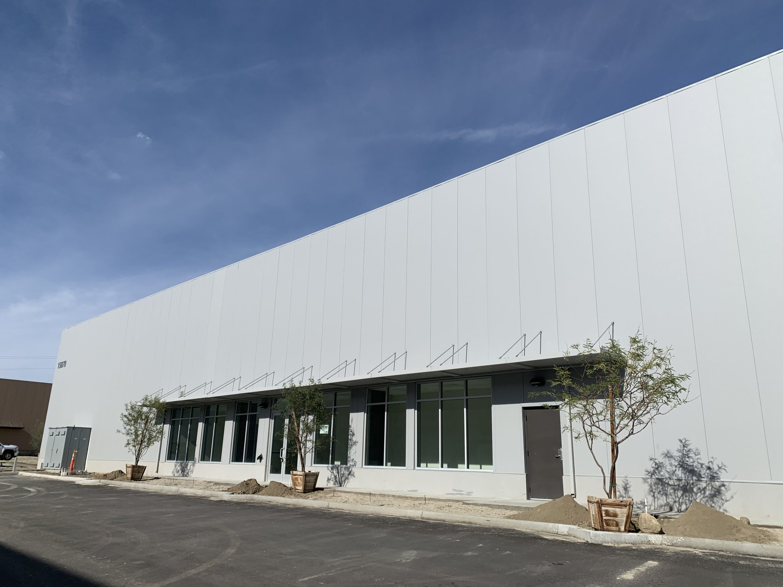 a building photo of Morongo Industrial Park D1