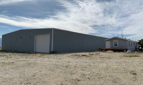 photo of 10000 squarefoot warehouse for lease on 15110 north indian canyon drive coachella california