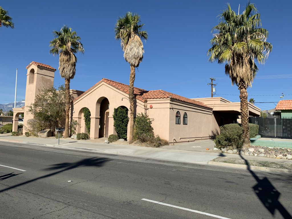 another building photo of 5500 squarefoot building on 0.75 acres lot in 66272 pierson boulevard desert hot springs california