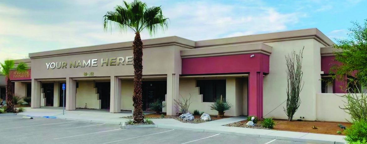 a photo of suite c 1000 squarefoot for lease in doctor carreon boulevard indio california