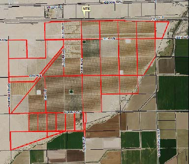 1,483 AC Dates and Farmground Valencia Ranch, Blythe