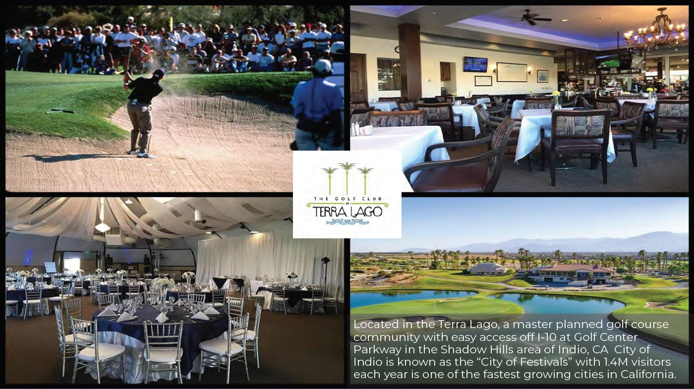 The Clubhouse At Terra Lago Photo
