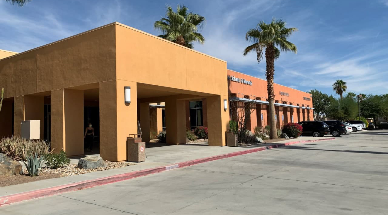building property image of office condominium for sale at palm desert california