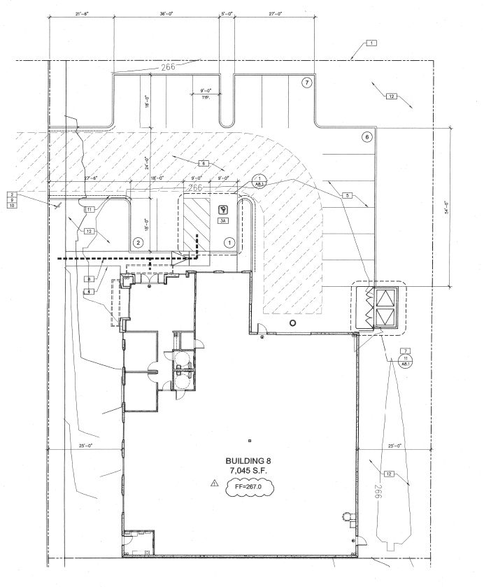 30560 Gunther St, Thousand Palms Site Plan