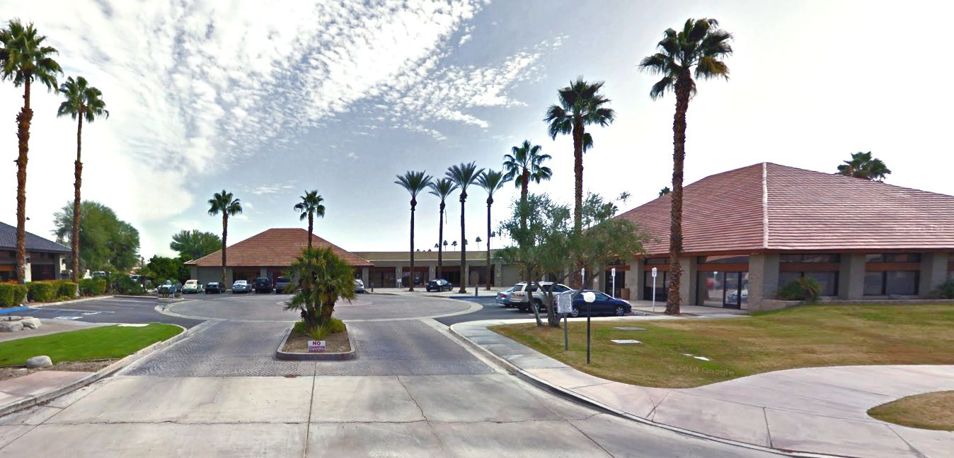 PS – 1000 E Tahquitz Palm Springs Building Photo