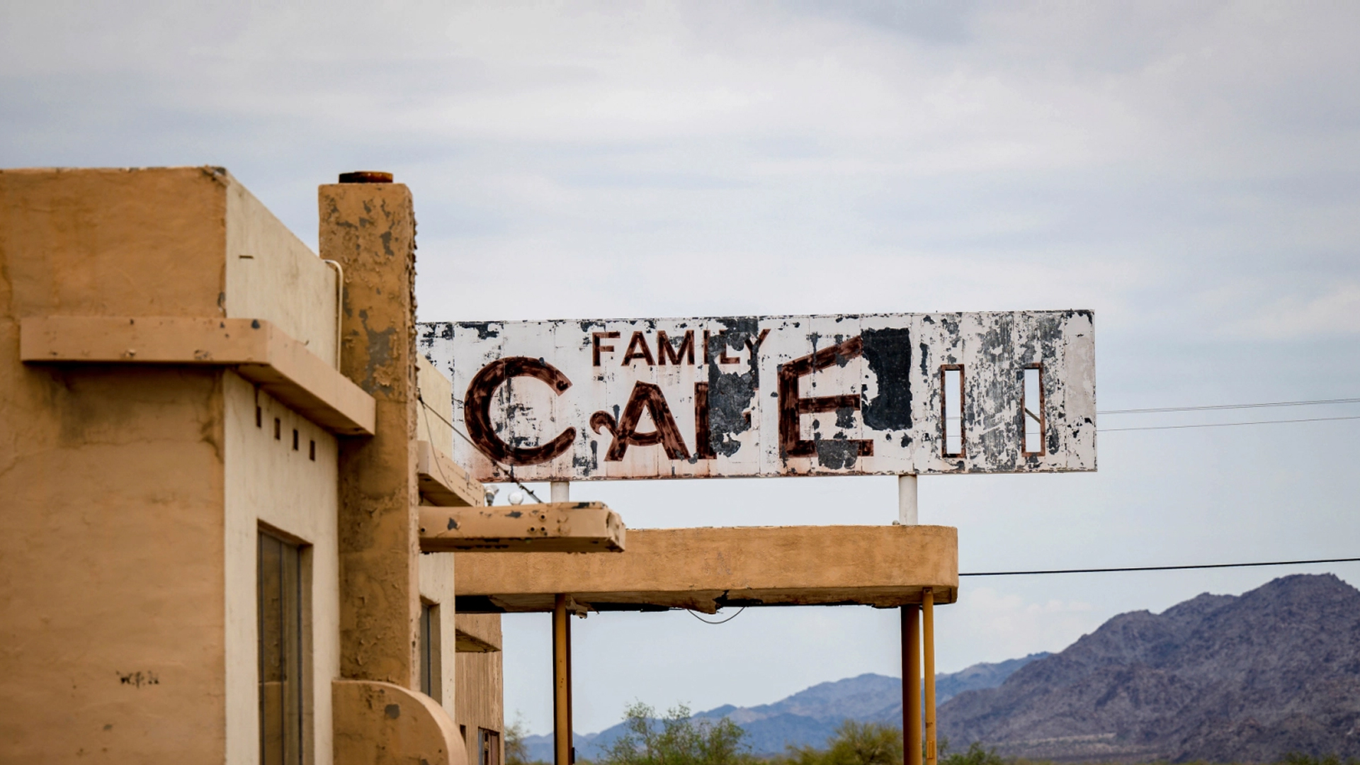 ghost town news photo