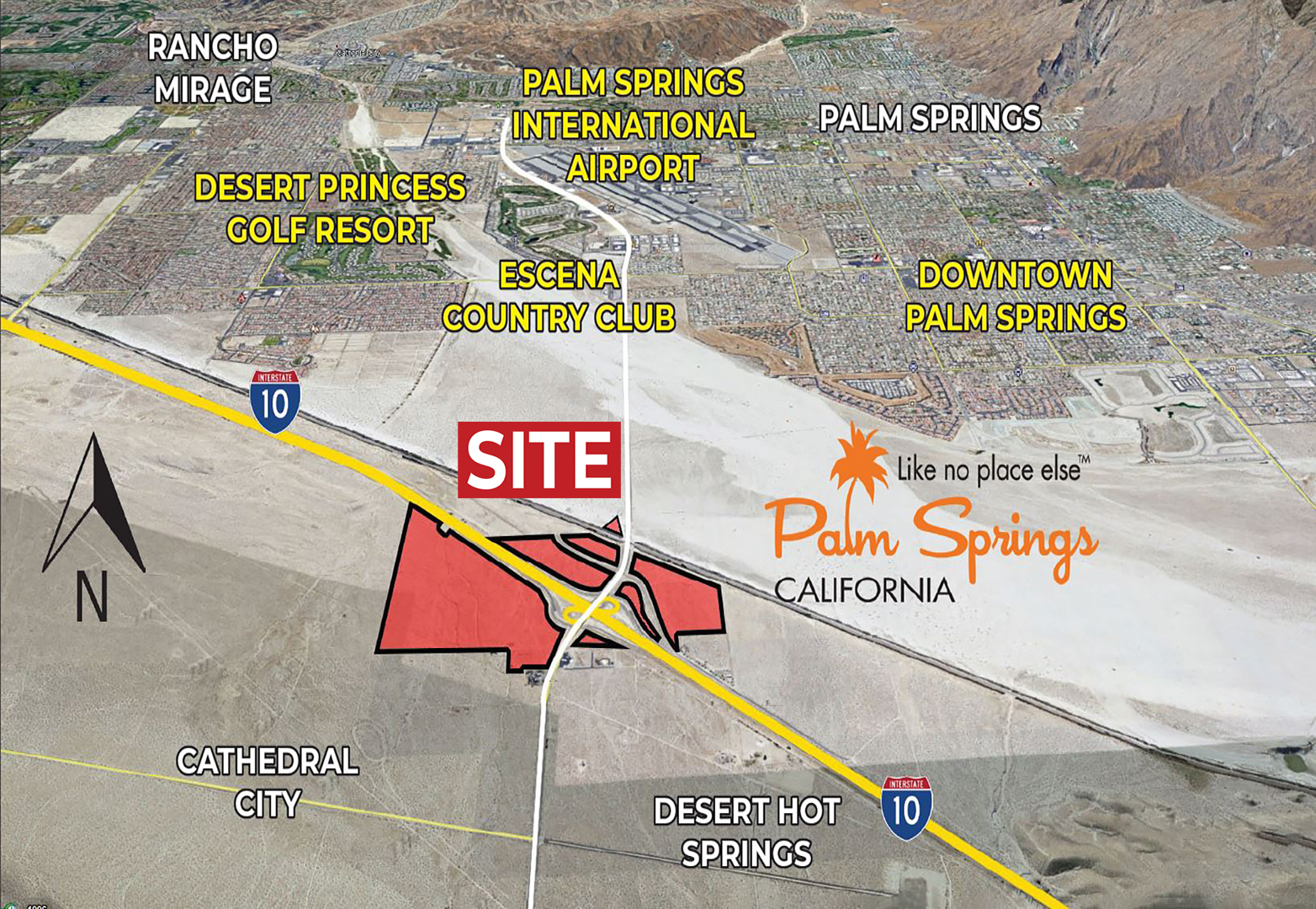 246.4 AC I-10 & Palm Dr, PS Featured Web