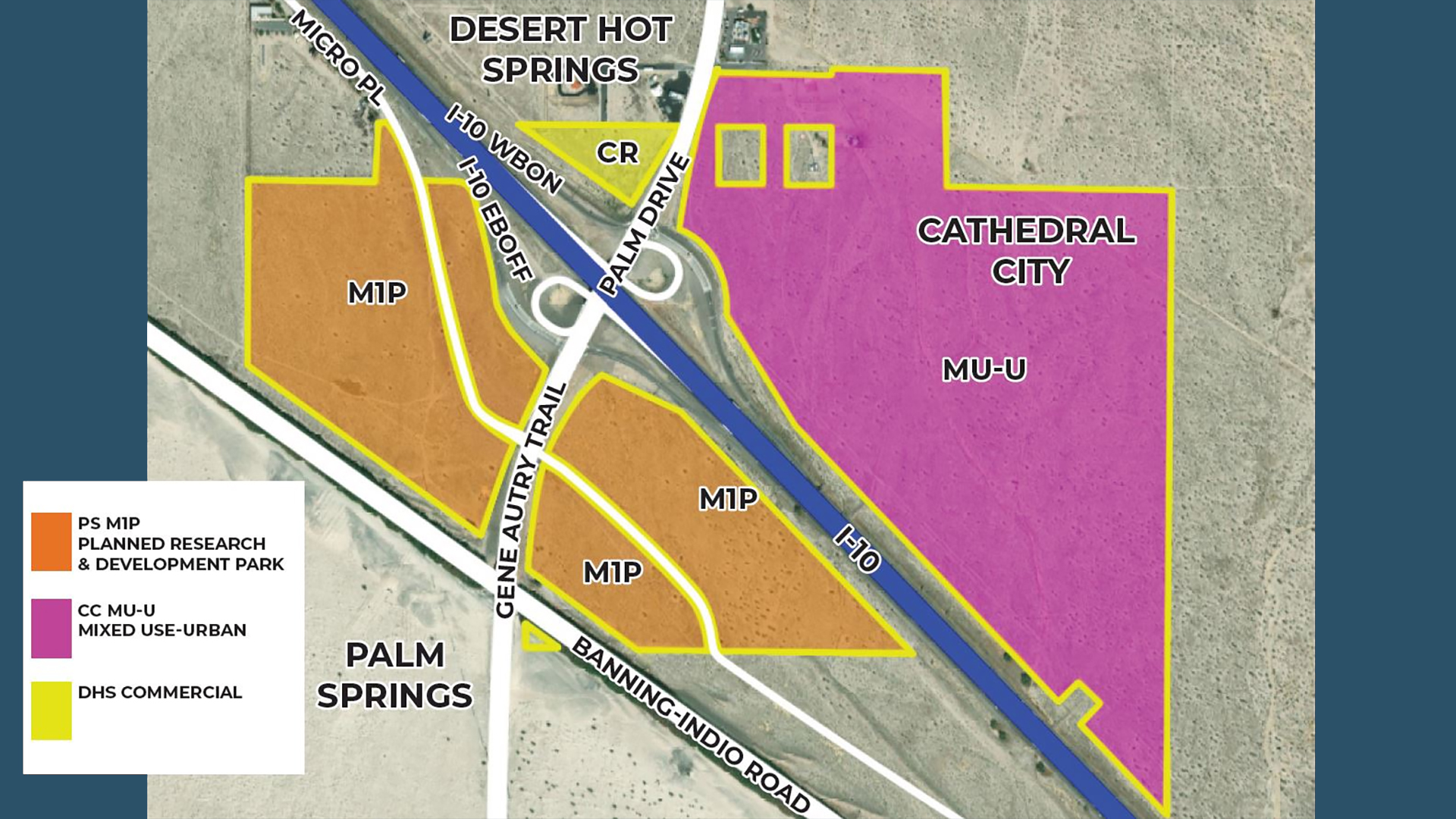 246.4 AC I-10 & Palm Dr, PS Zoomed Aerial Web